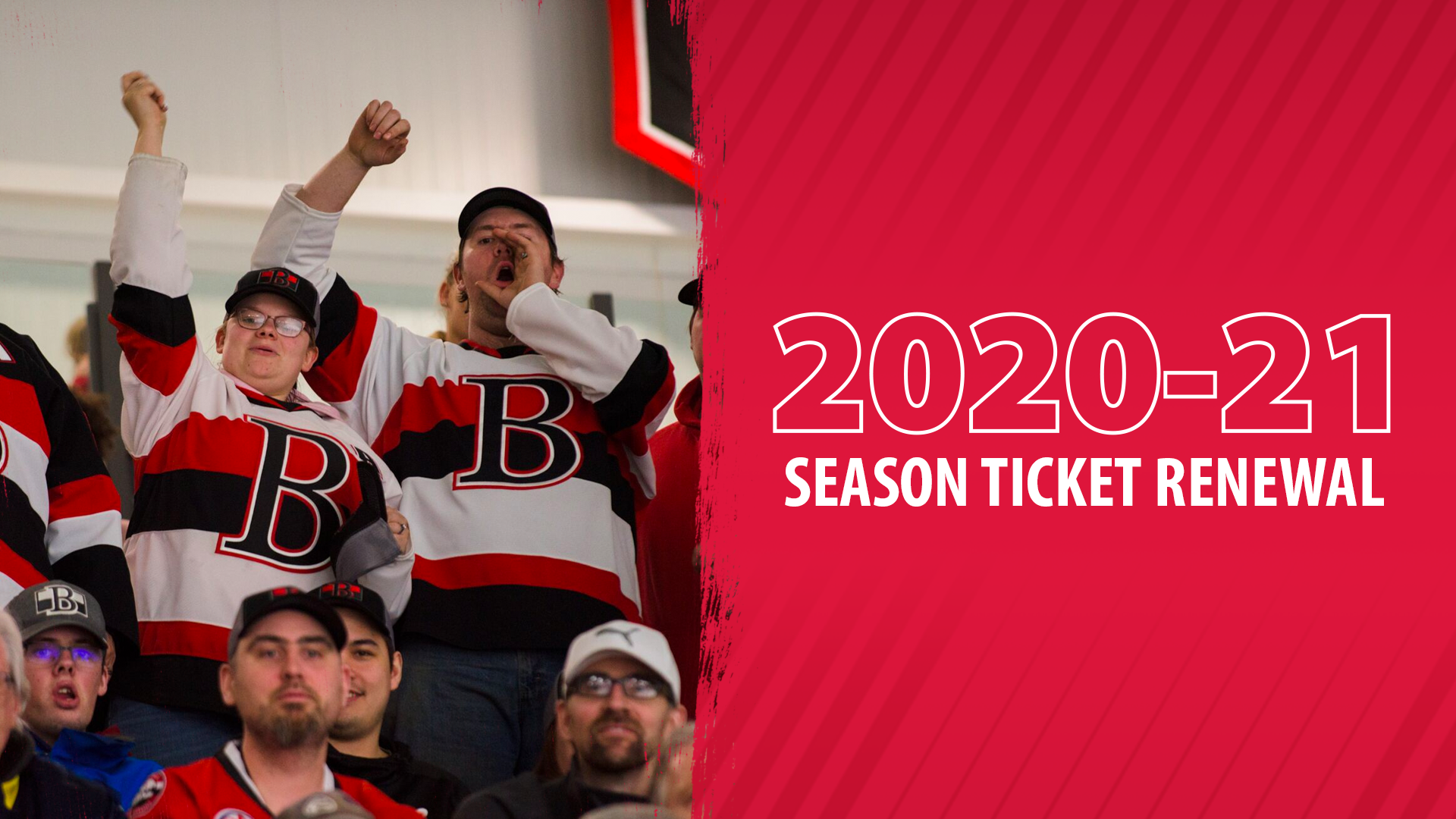 Season Ticket Renewal Header
